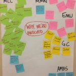 CSCS consultation participant organizations' reasons for being involved